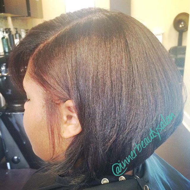 Who needs long hair when you have a fly bob💇 #shorthairdontcare #bob #cut #layers #love #hair #prec