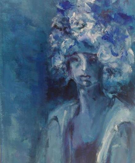 Carnivale bleu