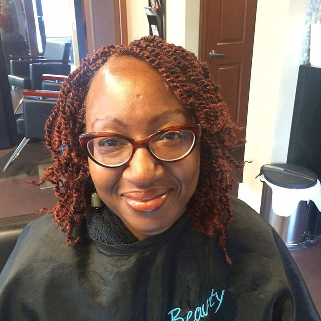 Our clients are loving their protective styles!! Schedule today and give your hair a break! Www.inne