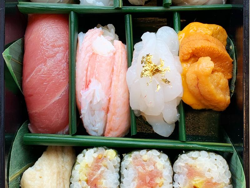 寿司折 松(一例)