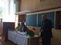 Зустріч з польськими колегами