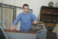 Навчання в лабораторії