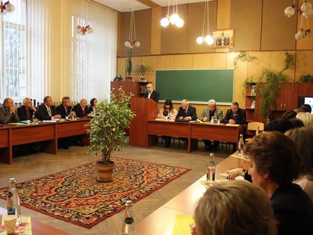 Рада директорів ВНЗ І-ІІ рівнів акредитації Львівської області