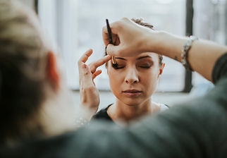 View our Makeup services from the Makeup Bar