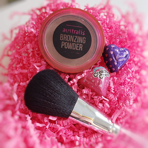 """""""Bronze Beauty"""" Valentines Gift Pack"""