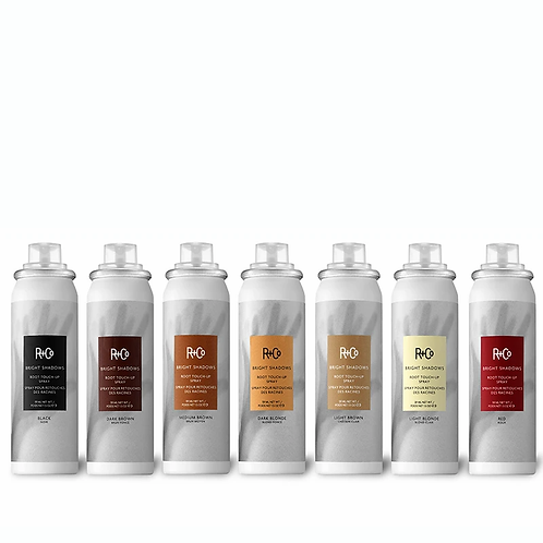 R&Co Bright Shadows Root Spray