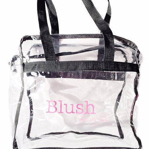 Blush Clear Set  Bag