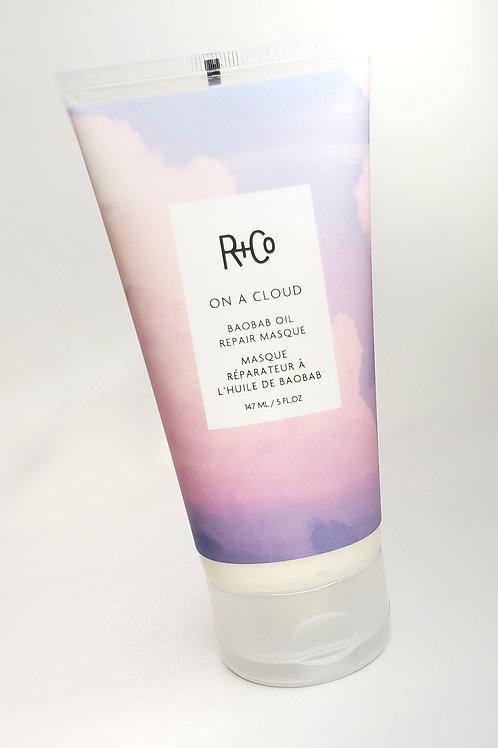R&Co On A Cloud Baobab Oil Repair Masque