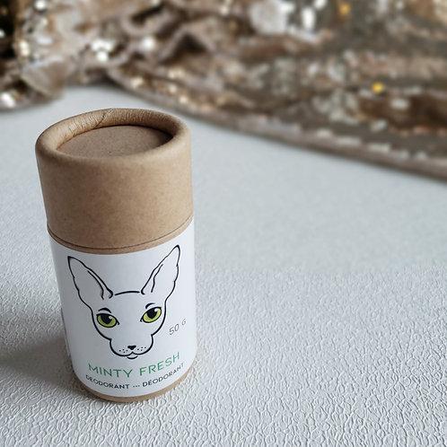 Naked Kitty Mini Deodorant