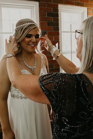 Wedding Makeup in Regina from Blush Beauty Bar