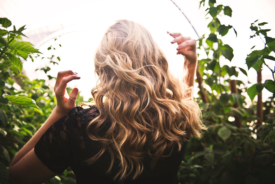 hair services from professional hairstylists at Blush Beauty Bar