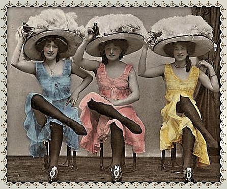 Big hat gals colorized.jpg