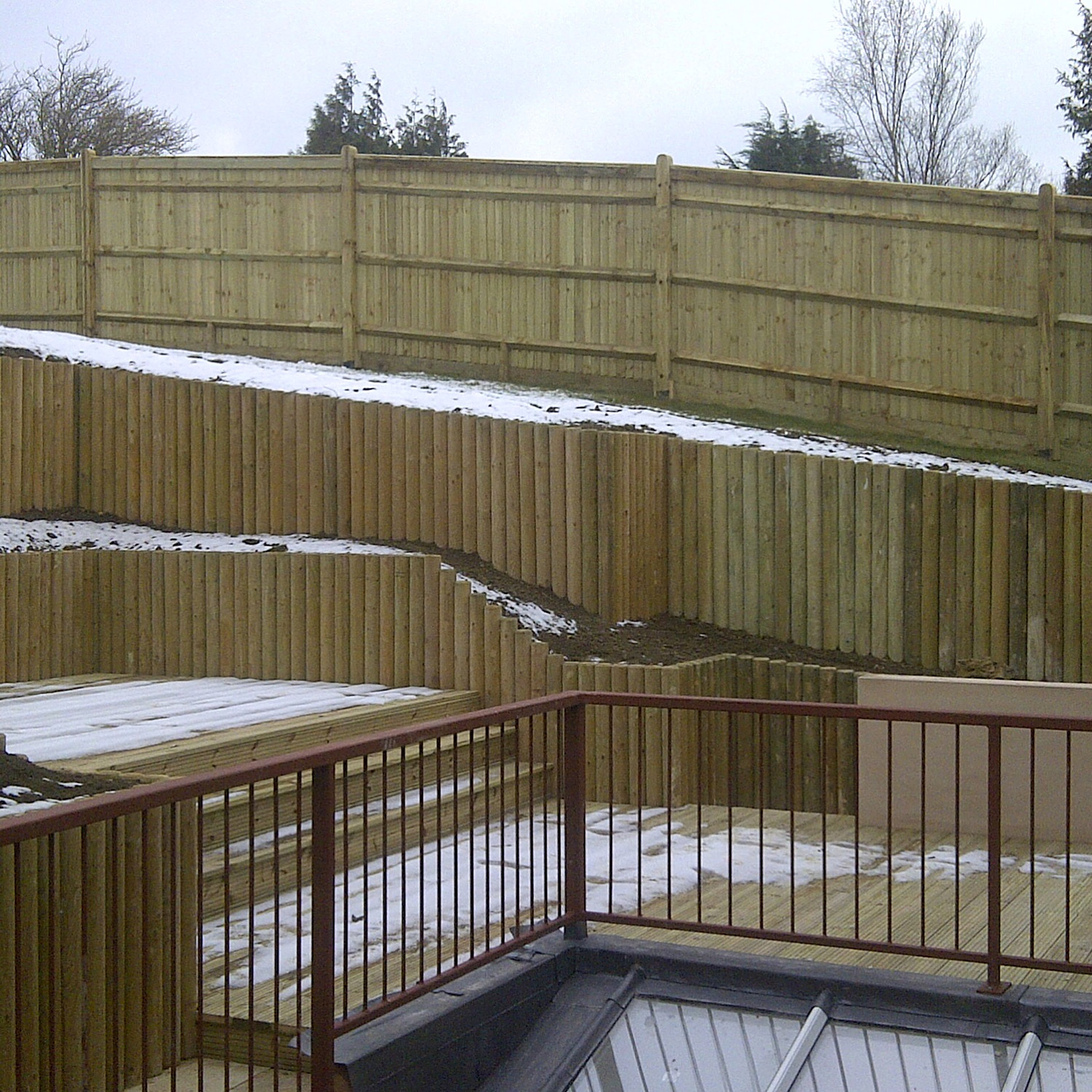 Dk Fencing And Landscaping Ltd