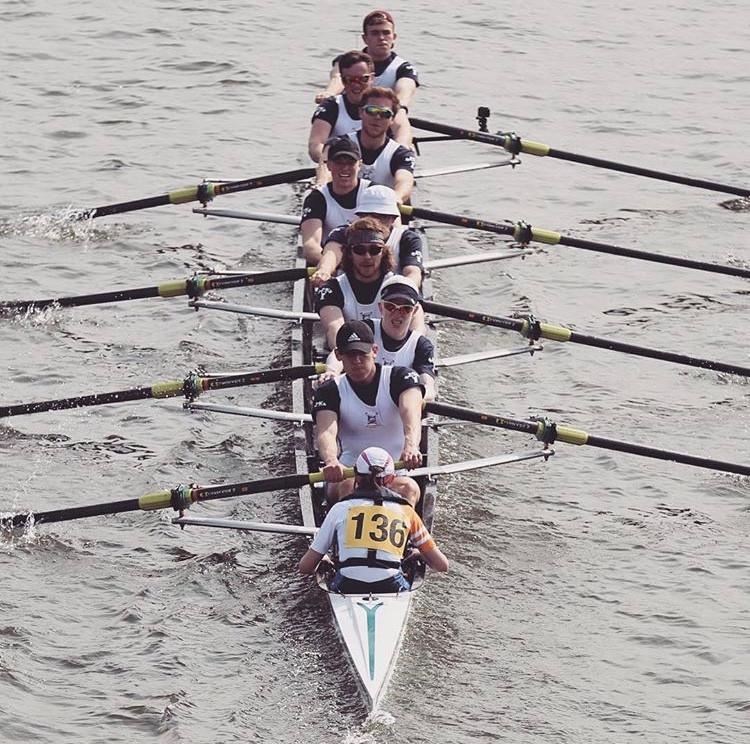 LUBC Men's 1st VIII