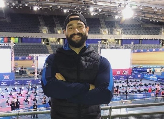 Mo takes on the 2019 Mizuno British Rowing Indoor Championships