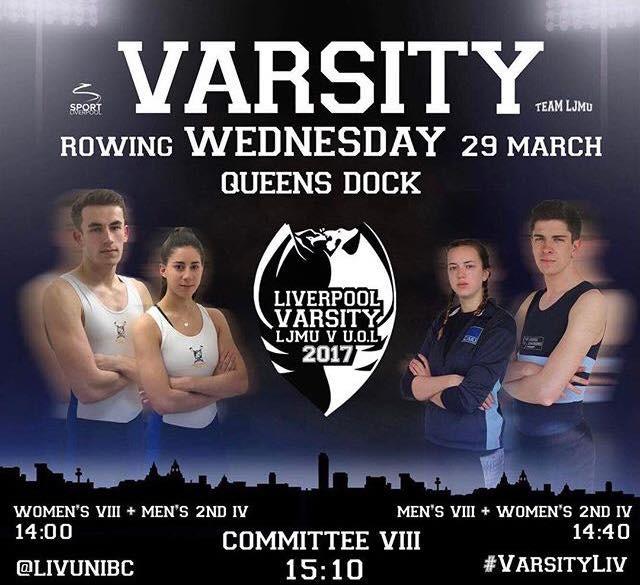 The 2017 Varsity Poster
