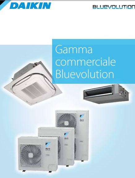 gamma commrciale bluevolution