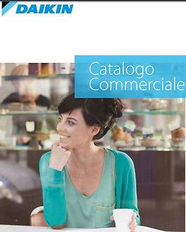 catalogo commerciale daikin
