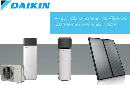 acqua calda sanitaria con solare termico