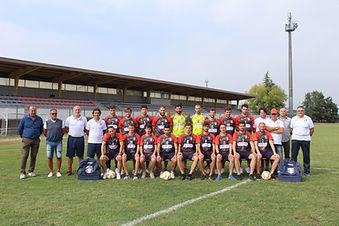 sponsor squadra calcio