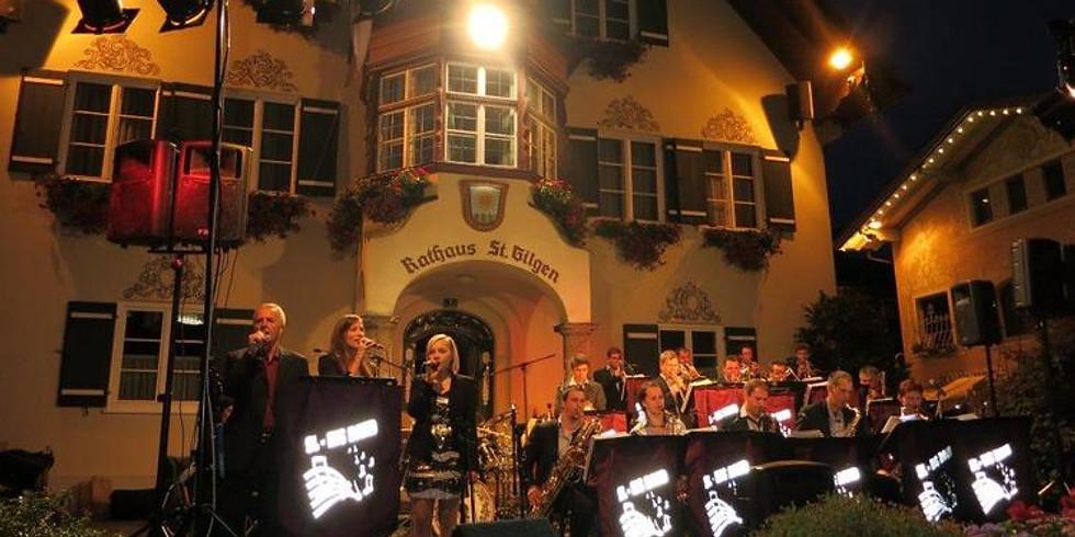 Sommerkonzert am Mozartplatz in St. Gilgen