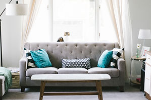 Grey Living Room Sofa