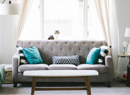 5 big ideas for decorating your living room!