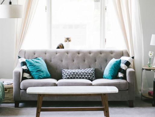 בחירת מערכת ישיבה לסלון // החיפוש אחר הספה המושלמת