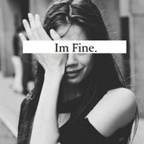 Its Ok To Be Sad