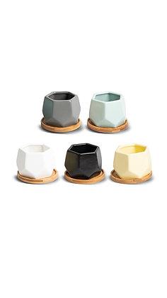 Porcelain Indoor Pot