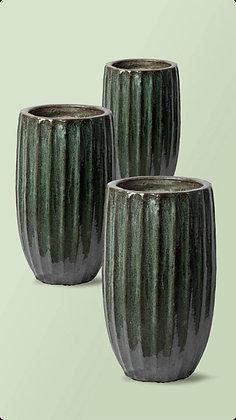 Light Green Glazed Pot