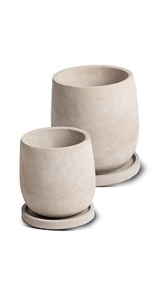 Cement concrete Pot