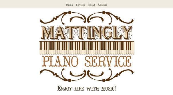 Mattingly Piano Service