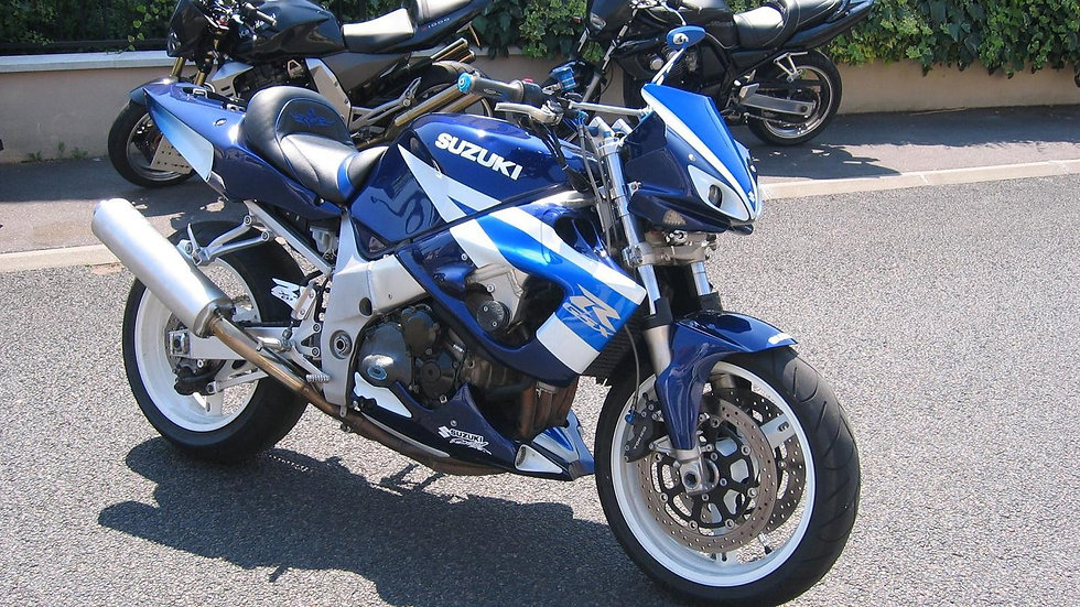 ECOPES SPACE | GSX-R 750 (2000/2002)
