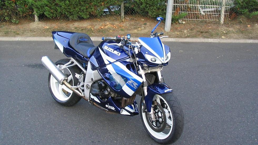 SABOT MOTEUR ABSOLU | GSX-R 600 (2000/2002)
