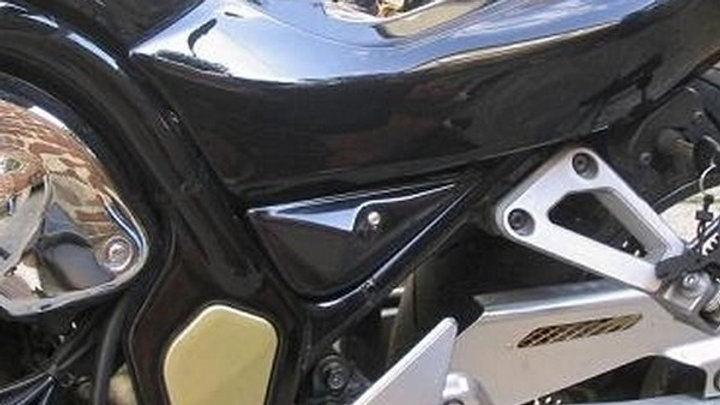 CACHE CHASSIS | GSF 1200 BANDIT (1995/1999)