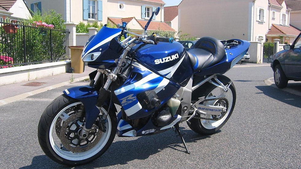 SABOT MOTEUR ABSOLU | GSX-R 1000 (2000/2002)