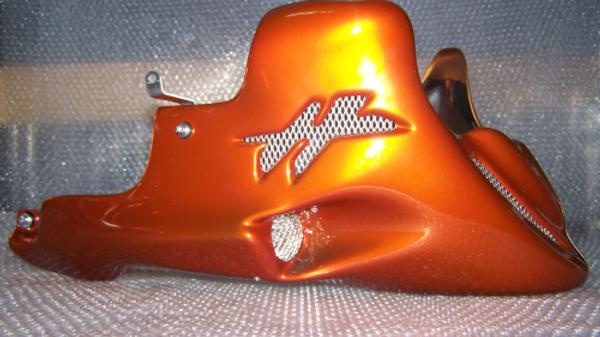 SABOT MOTEUR SPACE | CB 600 HORNET (2003/2006)