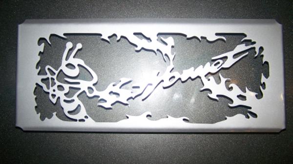 GRILLE DE RADIATEUR ABEILLE | CB 900 HORNET (2002/2007)