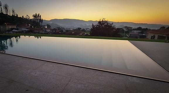 4 mirror pool sunset