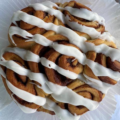 Tear and share Cinnamon buns