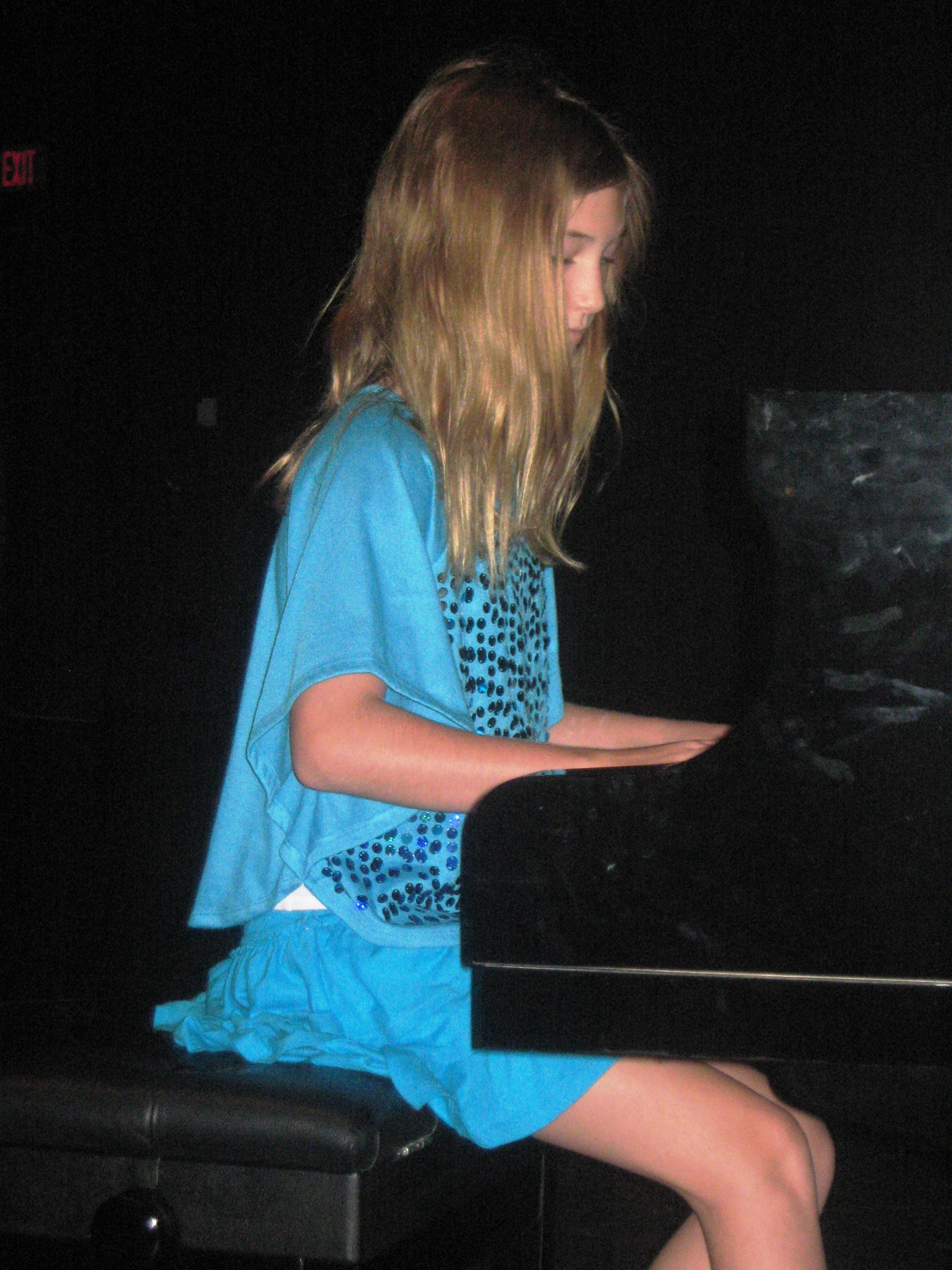 Recital Rehearsal