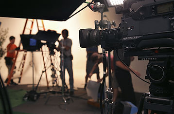 Video Production on Set