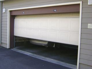 Why Mice Are Partial to Garages