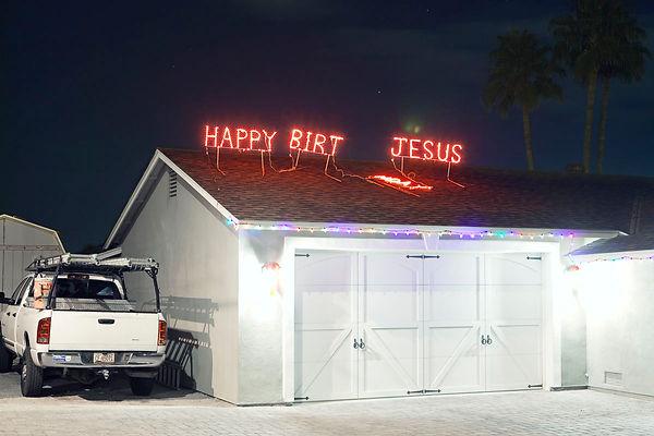 Jesse Rieser, Happy Birt Jesus, Phoenix,