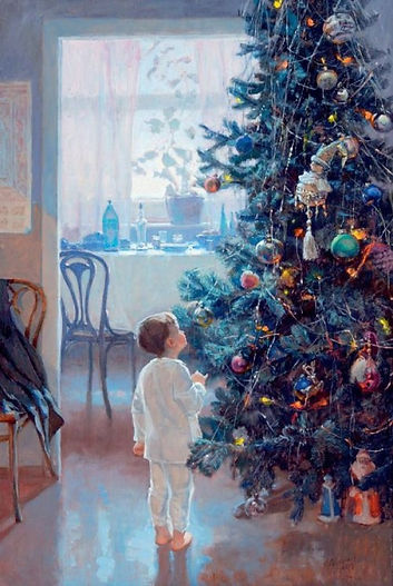 Alexandr-Levchenkov.-Morning-of-New-Year