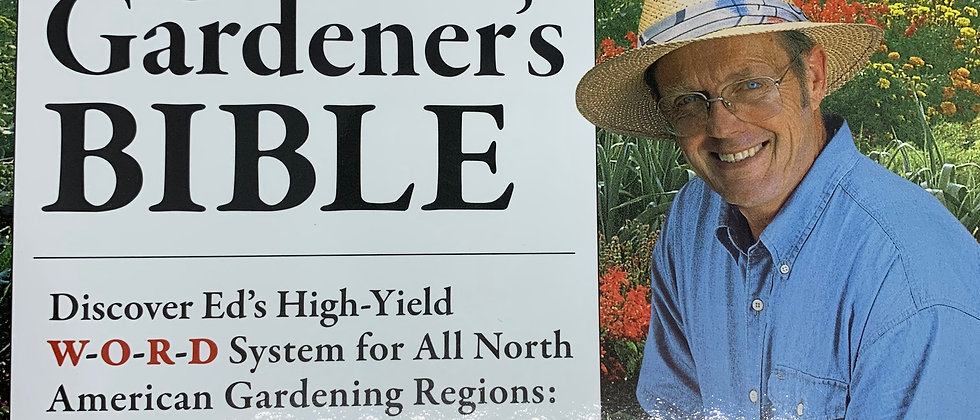 The Vegetable Gardner's Bible