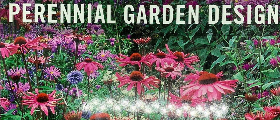 Perennial Garden Design by Michael King