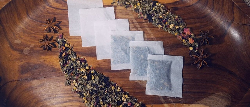 Custom Tea Blends by Healthwise