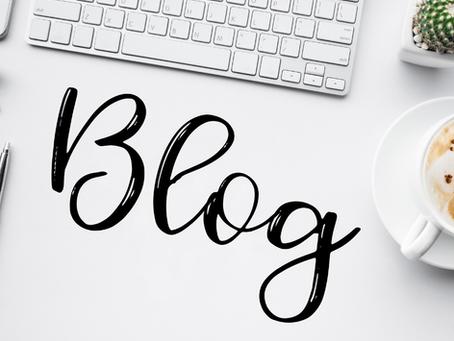 Blogging 101: Why Should I Start a Company Blog?